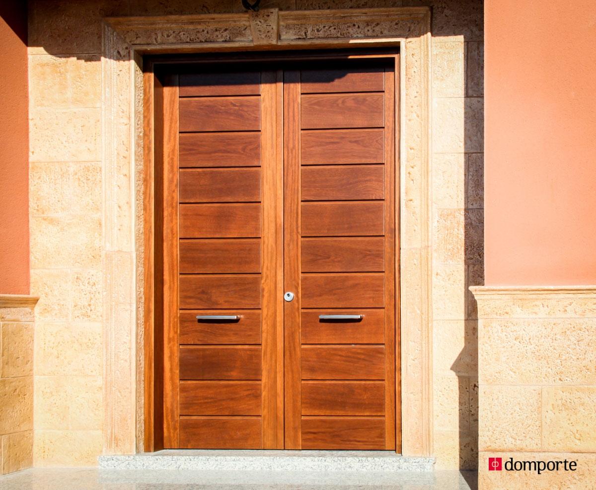 Puertas De Entrada Domporte