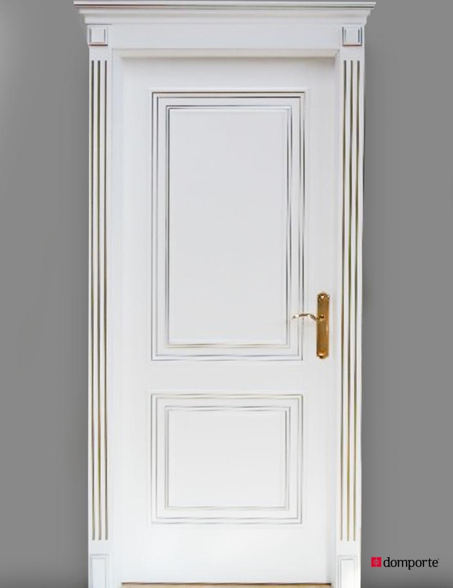 Puertas de paso lacadas domporte for Precio puertas de paso